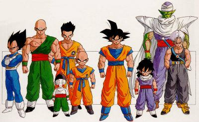 Dragon Ball Z is a show that aired throughout the 90s and late 80s. Have you ever heard of it?