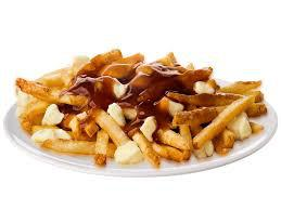 have you ever tried Poutine?