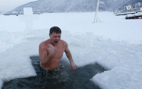 Have you ever tried an ice bath?