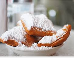 I once watched a documentary on donuts and found out that New Orleans beignets are the first donuts to be made in the US. Have you ever had a beignet?