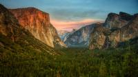 On October 1, 1890 Yosemite National Park is established by the US Congress. Have you been to Yosemite National Park?