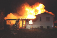 Have you ever been a victim of a house fire?