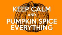 Every year around Thanksgiving we see more and more pumpkin flavored and scented items from; coffee and chocolate to air freshners to body lotion. Are you sick of pumpkin?