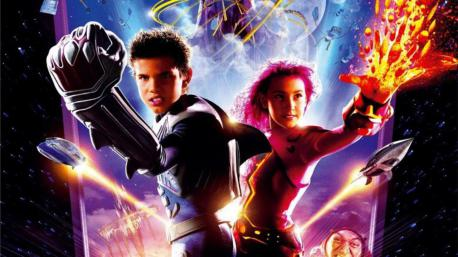 Did you watch The Adventures of Shark Boy & Lava Girl in 3-D ?
