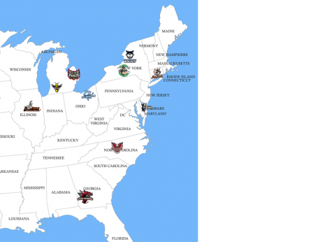 The League is at 10 teams and would like to get to 12. Should they stay U.S. only or cross the border into Canada?