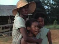 Miss Tyson was nominated for a Best Actress Oscar due to her role as Rebecca Morgan, the mother of the family in the movie