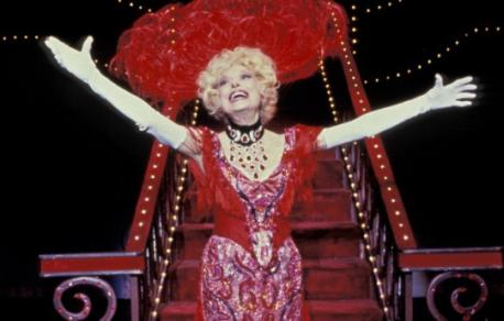 Carol Channing got her start on Broadway, starring in such plays as