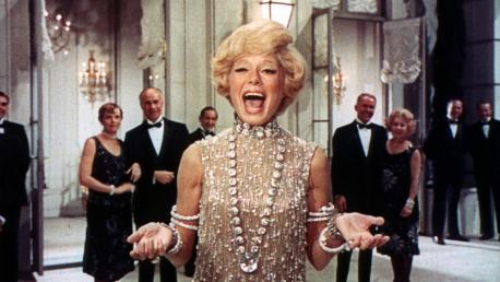 Carol Channing won a Golden Globe award for her performance in the movie