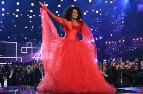 Diana Ross age 74