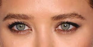Do you have light coloured eyes?