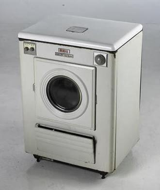 Bendix Corporation patented the first domestic automatic washing machine in 1937. Although it included many of the today's basic features, the machine lacked any drum suspension and had to be anchored to the floor to prevent