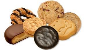 Which are your favorite Girl Scout cookies?