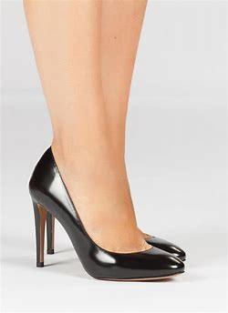 Do you prefer to see a woman in high heels, looking more