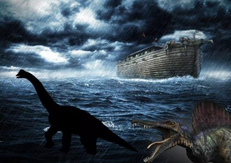 As many of you are already aware, the author of this survey is a Christian and believes the biblical account is accurate enough to serve as a historical document. Therefore, I was not at all surprised to read this story - because it supports the global flood that is detailed in Genesis - you know, the one that Noah built an ark in preparation for and preserved the human race, and that of the land animals... Does it surprise you that scientific discoveries often reveal that biblical accounts are true?