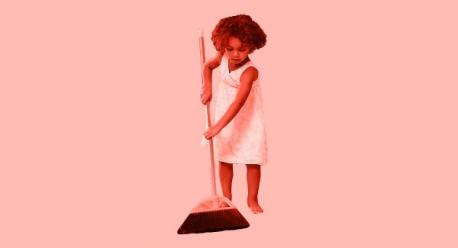 According to a recent study, chores are good for kids. Like, this-is-going-to-get-my-kid-into-Harvard good. Research shows that kids who do chores grow into happier, healthier, far more successful adults, and the sooner parents start them on them, the better off they are. But why? It seems to all boil down to acclimation. To succeed we all need to work and working hard takes some getting used to. When you were a kid, did you have to do chores to help out around the house?