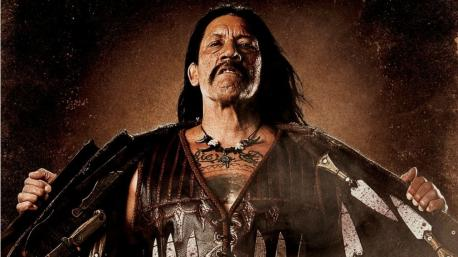 Celebrity Danny Trejo, who typically plays the bad guy in movies and is possibly the most well-known for his character in the Machete movies, was in the right place at the right time and pulled a 5-year-old with autism from an overturned vehicle after it was struck at an intersection. Are you familiar with Danny Trejo?