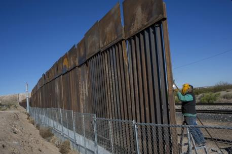 In addition, new stretches of fencing proposed along the Rio Grande and through a wildlife refuge in Arizona promise to ignite legal battles that could delay the wall projects as well. Do you think that the United States should back the efforts to secure the border as much as possible - including in the courtroom?