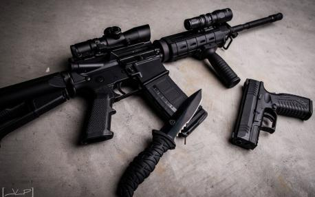 You may be surprised to know that knives actually kill far more people in the United States than rifles do every year. Does this fact surprise you?
