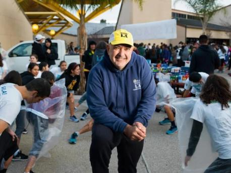 Over three decades later, the program they inspired has helped thousands of at-risk students turn their lives around! If you have a child, or children, does his/her/their school have a program designed to help the kids stay focused on something and keep them out of trouble?