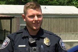 Pottsville, Arkansas, Police Officer Cody Hubbard jumped into action when he arrived on the scene of a call for an infant in distress. Have you ever had to call for help from the police or other professional (medical or otherwise)?