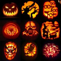 How many pumpkins are/have you carved/carving for this Halloween 2015?