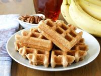 Waffles without syrup?