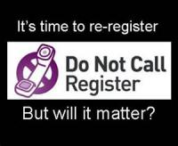 RoboKiller answers every call and 'tricks' robots to start their pre-recorded message. Within seconds it can determine if caller is a robot. If yes, then the call will be blacklisted to a spam folder letting mobile users to browse rejected calls like junk email. Do you think this a good enough process or should there be a DO NOT CALL REGISTRY LIST for mobile phones where if it's a robot then call could be routed to the police for investigation?