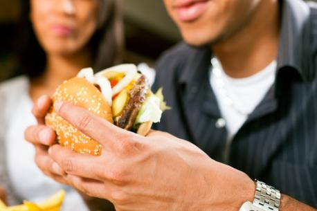 Do you eat at fast-food restaurants?
