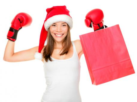 Do you look forward to boxing day shopping?
