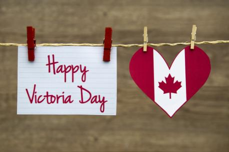 Are you celebrating Victoria Day today?