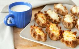 These salty and savory pies are a breakfast favorite in Finland. Could you see yourself eating a Karelian pie in the morning?
