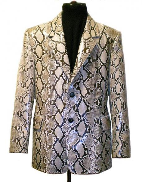 Have you ever owned a snakeskin clothing item?