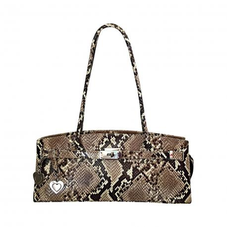 Have you ever owned a snakeskin bag?