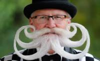 Did you know that in November there is a Just for Men® National Beard and Moustache Championship ?