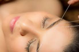 Have you ever heard of eyebrow threading?