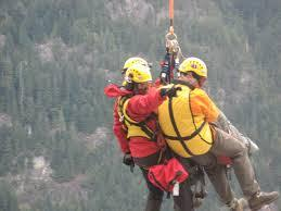 Are you familiar with what Search and REscue teams do?