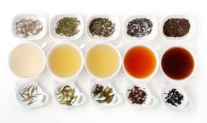 Did you know there are six families (colors) or tea?