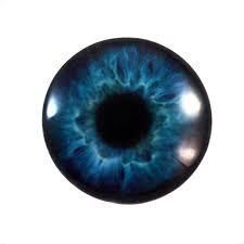 Do you know anyone that has a glass eye?