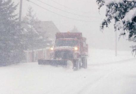Are you familiar with the newer practice of naming Winter Storms?