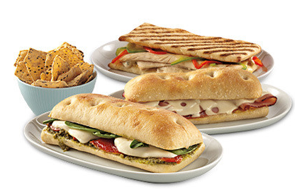 Do you think Starbucks pastries, sandwiches and salads taste fresh?