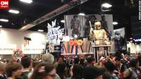 Do you think that Comic-Con should be more about Comics and less about broadcast media?