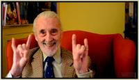 Legendary film actor Christopher Lee passed away today. Do you think this is the end of an era for genre films?