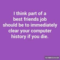 If you have ever had friends at work, and either you or they or both quit, do you remain friends with them after the fact?
