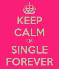 If you have decided to be single, how long has it been?