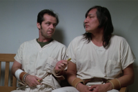 40 years ago, this month, 'One flew over the cuckoo's nest' premiered. If you are a fan of the movie, here are a few things you might not know. But check off the ones that you do know: