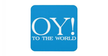 Saying Oy Vey or Oy is not profane, nor does it use G-d's name in vain. If you don't have a politically correct word to use in mixed company, do you think you might start using Oy or Oy Vey?