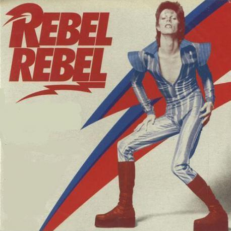 Were you ever a rebel while growing up?