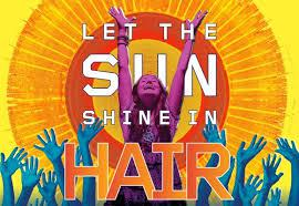 In October of 1967, Hair, the musical by Galt MacDermot, Gerome Ragni, and James Rado Hair was released for its first performance. My Mom, Ms Rebellious, went and saw it when it was in LA. My dad had a fit. She came home and he told her,