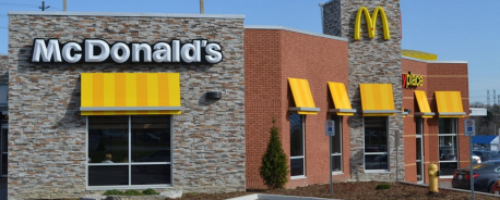If you have a back up fast food joint to replace McDonald's, which place is it?