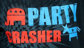 Have you ever crashed a party?